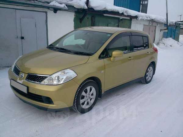 Nissan Tiida, 2005 год, 380 000 руб.
