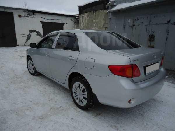 Toyota Corolla, 2008 год, 535 000 руб.