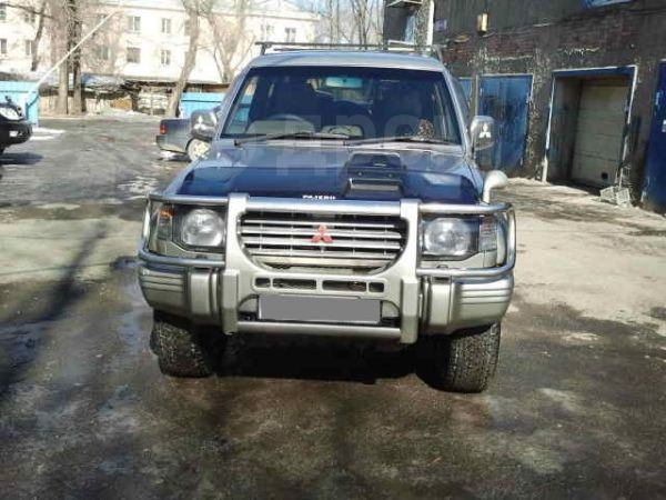 Mitsubishi Pajero, 1996 год, 455 000 руб.