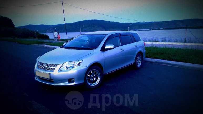 Toyota Corolla Fielder, 2007 год, 420 000 руб.