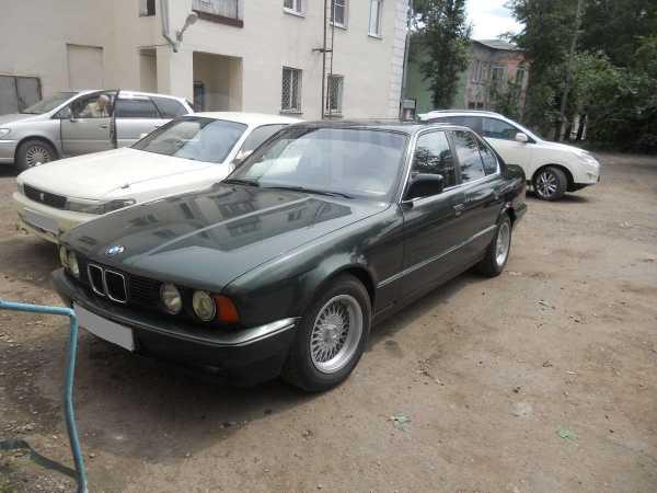 BMW 5-Series, 1991 год, 210 000 руб.