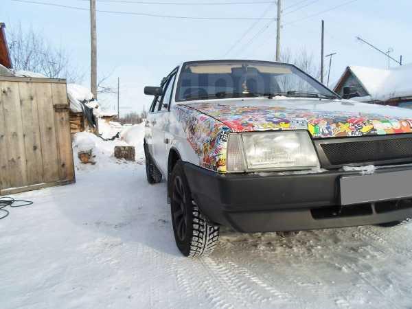 Лада 2109, 1992 год, 85 000 руб.