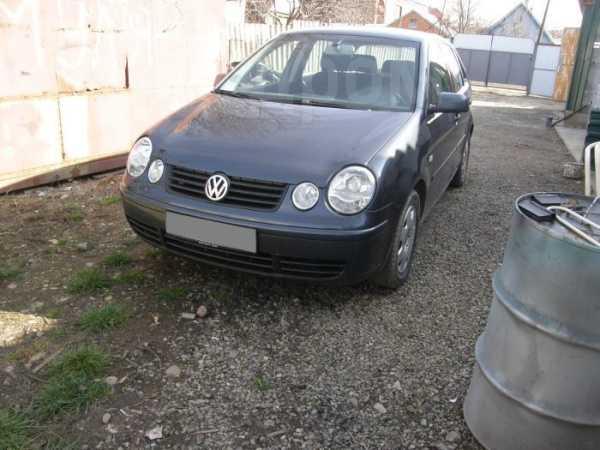 Volkswagen Polo, 2004 год, 300 000 руб.