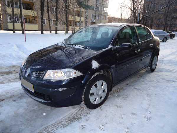 Renault Megane, 2007 год, 295 000 руб.