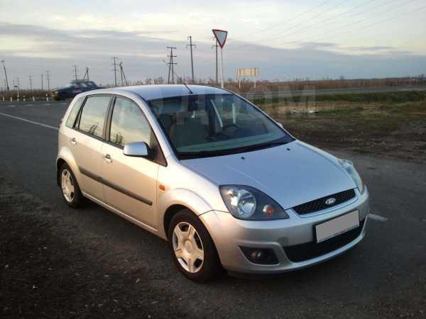 Ford Fiesta, 2006 год, 290 000 руб.