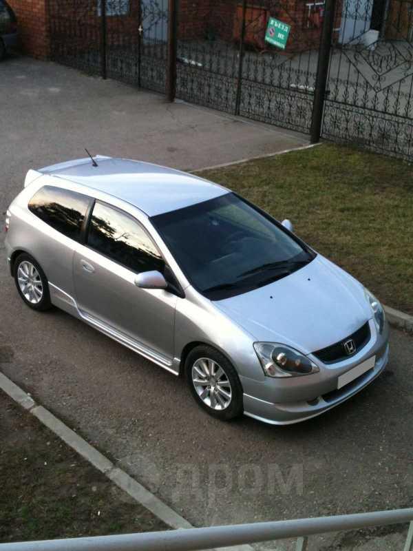 Honda Civic, 2004 год, 360 000 руб.