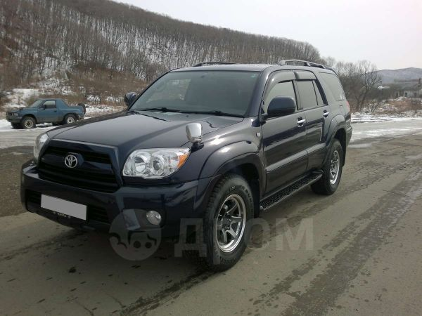 Toyota Hilux Surf, 2007 год, 1 200 000 руб.