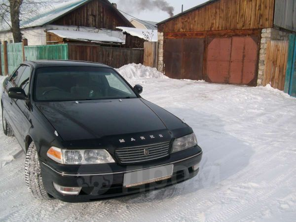 Toyota Mark II, 1997 год, 285 000 руб.
