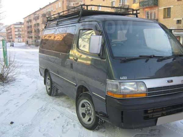 Toyota Hiace, 1991 год, 160 000 руб.
