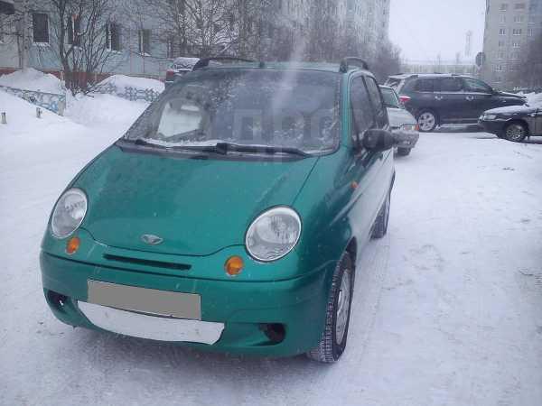 Daewoo Matiz, 2002 год, 135 000 руб.