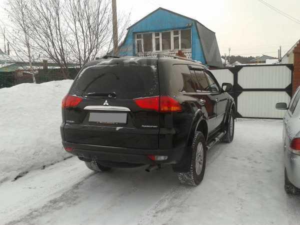 Mitsubishi Pajero Sport, 2010 год, 1 200 000 руб.