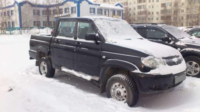 УАЗ Пикап, 2009 год, 370 000 руб.
