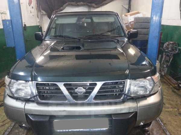 Nissan Patrol, 2000 год, 700 000 руб.
