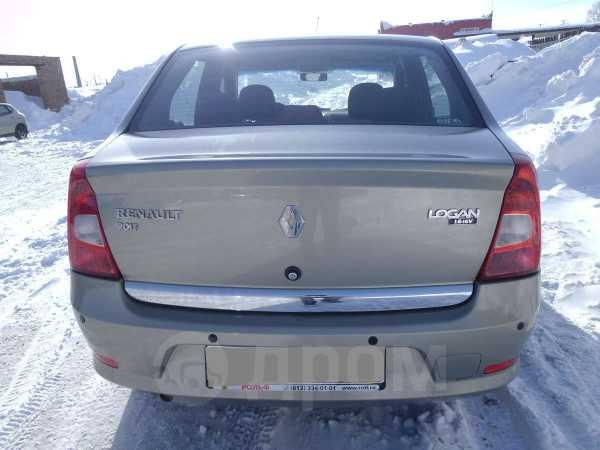 Renault Logan, 2011 год, 420 000 руб.
