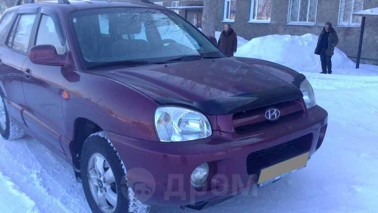Hyundai Santa Fe Classic, 2008 год, 650 000 руб.