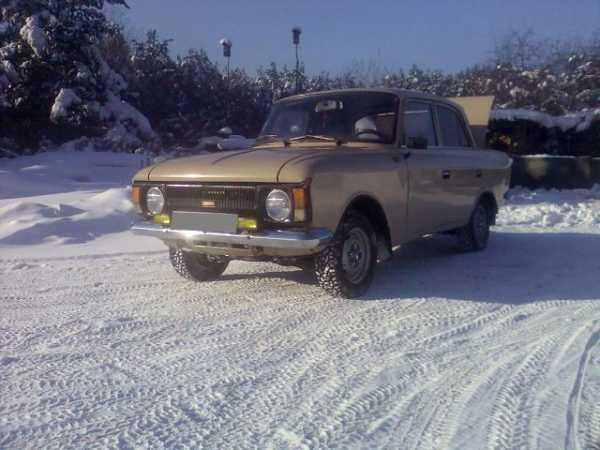 Москвич Москвич, 1988 год, 35 000 руб.