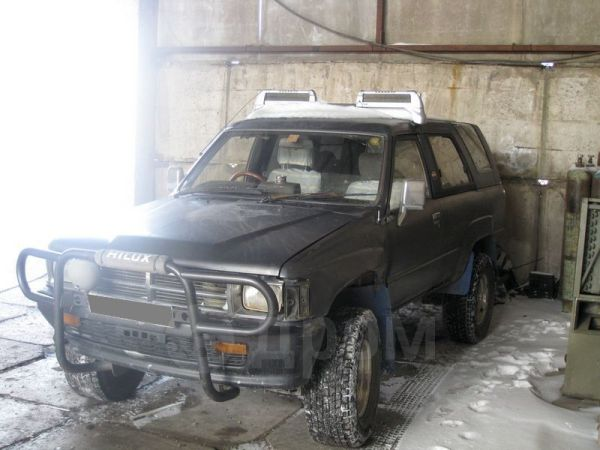 Toyota Hilux Surf, 1989 год, 70 000 руб.