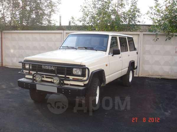 Nissan Patrol, 1987 год, 410 000 руб.