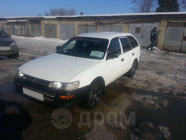Toyota Corolla, 2001 год, 185 000 руб.