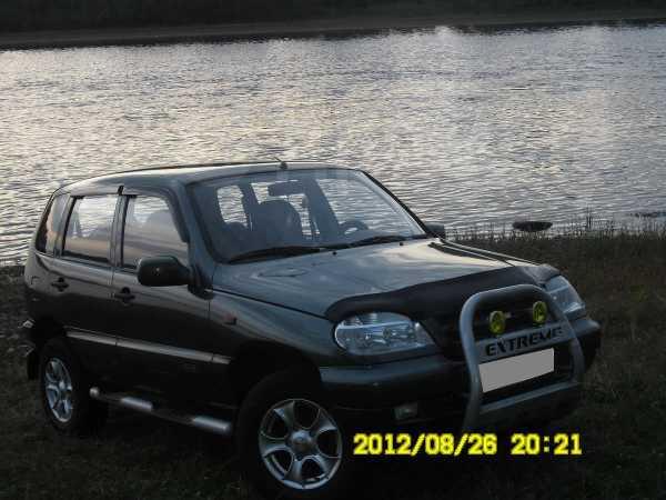 Chevrolet Niva, 2007 год, 365 000 руб.