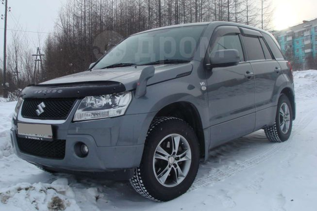 Suzuki Escudo, 2005 год, 725 000 руб.