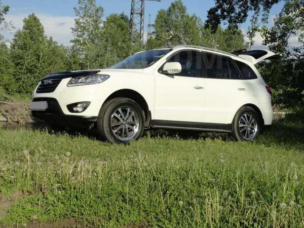 Hyundai Santa Fe, 2011 год, 1 320 000 руб.