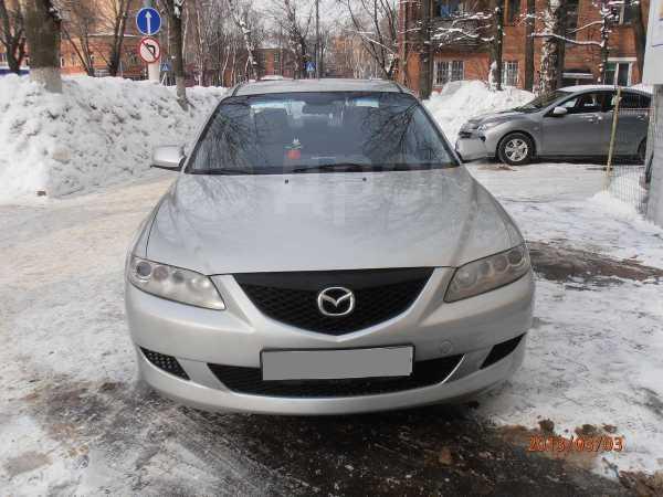 Mazda Mazda6, 2005 год, 460 000 руб.
