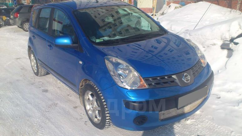 Nissan Note, 2007 год, 410 000 руб.