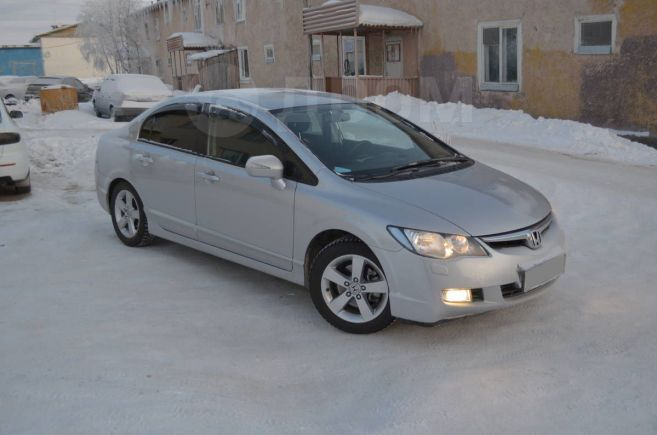 Honda Civic, 2008 год, 540 000 руб.