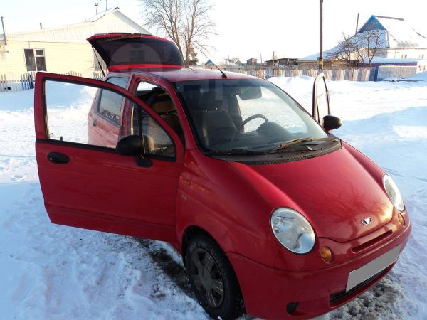 Daewoo Matiz, 2006 год, 215 000 руб.