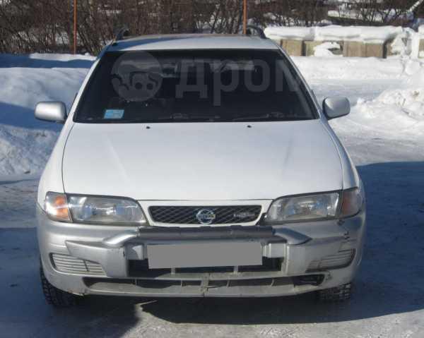 Nissan Lucino, 1997 год, 155 000 руб.