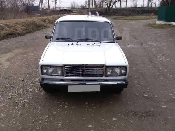 Лада 2107, 2008 год, 125 000 руб.