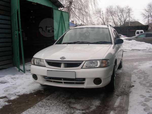 Nissan Wingroad, 1999 год, 155 000 руб.