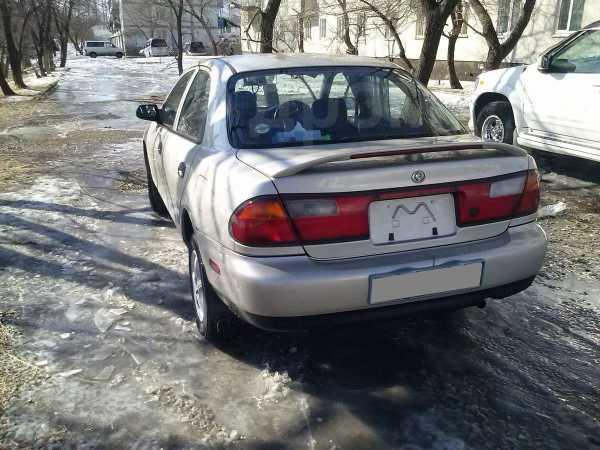 Mazda Familia, 1997 год, 185 000 руб.