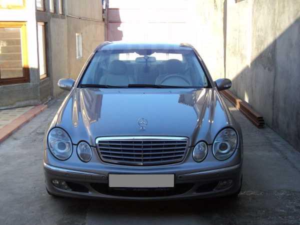 Mercedes-Benz E-Class, 2003 год, 750 000 руб.