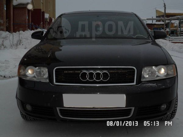 Audi A4, 2002 год, 465 000 руб.