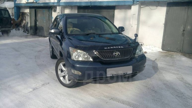 Toyota Harrier, 2004 год, 900 000 руб.