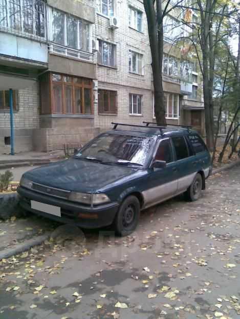 Toyota Corolla, 1990 год, 19 000 руб.