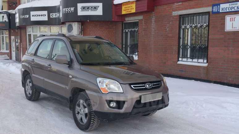 Kia Sportage, 2009 год, 700 000 руб.