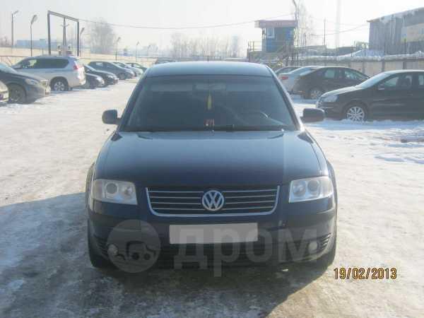 Volkswagen Passat, 2002 год, 415 000 руб.