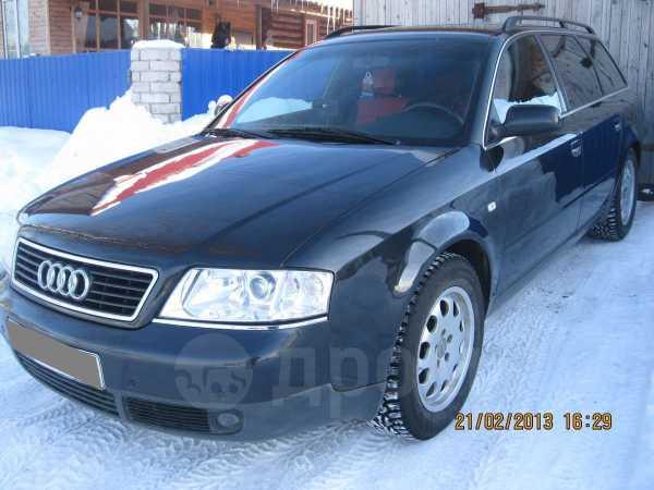Audi A6, 2001 год, 460 000 руб.