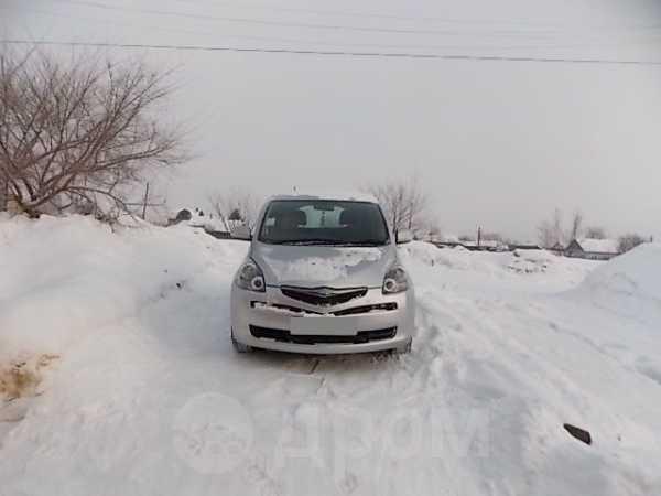 Toyota Ractis, 2008 год, 330 000 руб.