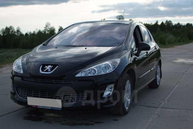 Peugeot 308, 2009 год, 530 000 руб.