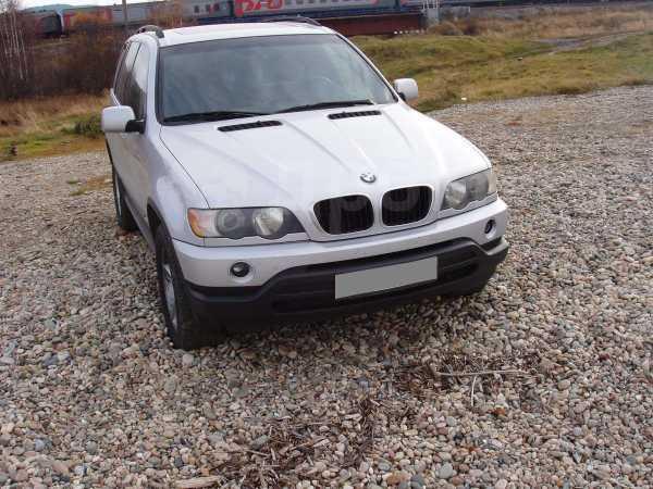 BMW X5, 2002 год, 820 000 руб.