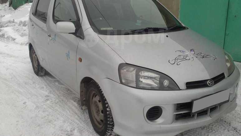 Daihatsu YRV, 2002 год, 203 000 руб.