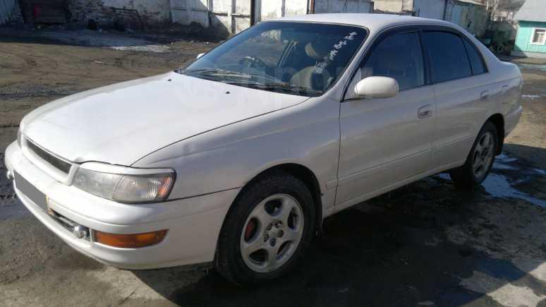 Toyota Corona, 1992 год, 237 000 руб.