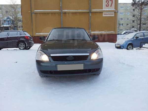 Лада Приора, 2007 год, 220 000 руб.