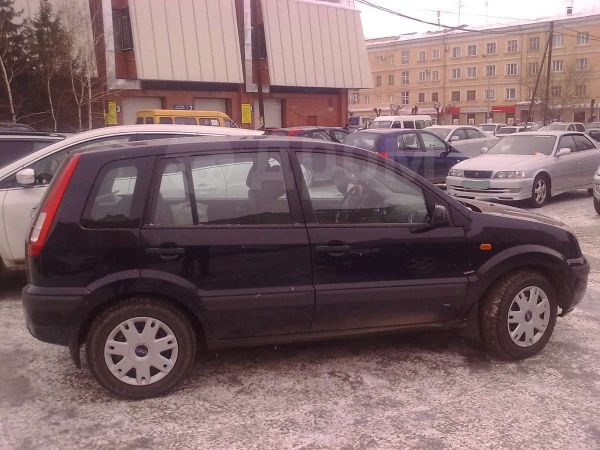 Ford Fusion, 2007 год, 360 000 руб.