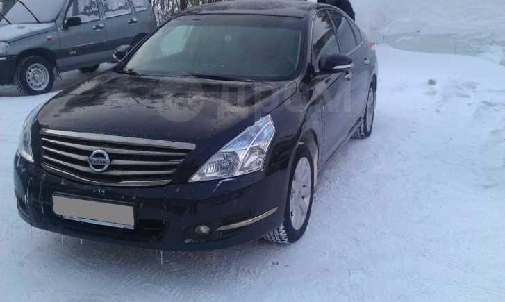 Nissan Teana, 2011 год, 1 050 000 руб.