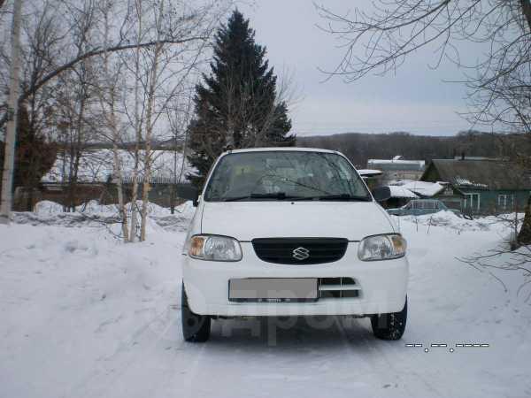 Suzuki Alto, 2001 год, 115 000 руб.